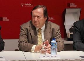 Presidente de GINSO, Alfredo Santos