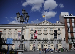 Los teatros Español y Fernán Gómez, cerrados en verano