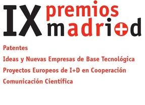 IX Premios madri+d