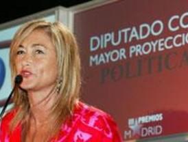 Cifuentes expuso el rechazo total del PP de Madrid a las palabras de Cobo