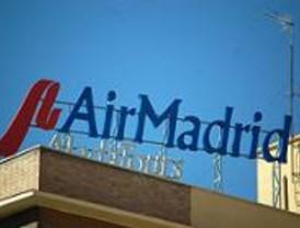 El Congreso debatirá este miércoles sobre la situación de Air Madrid