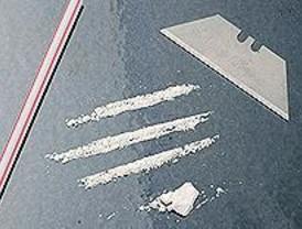 La Policía intervino 90 kilos de cocaína en Barajas en diciembre