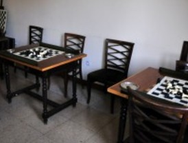 Un torneo de ajedrez para jóvenes infractores