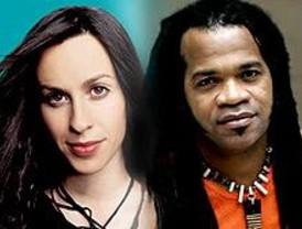 Alanis Morissette y Carlinhos Brown, nuevos fichajes para el Rock in Río