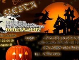 Gran fiesta de Halloween en Collado Villalba