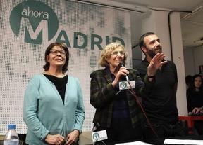 Presentación de Ahora Madrid