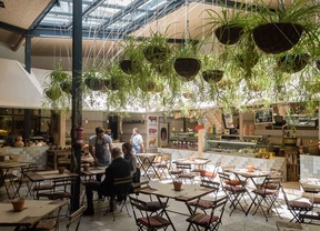 Mercado Huerto de Lucas: un oasis ecológico en el centro de Madrid