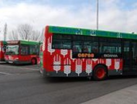 El PSOE denuncia que sólo el 49,3% de los viajes son en transporte público