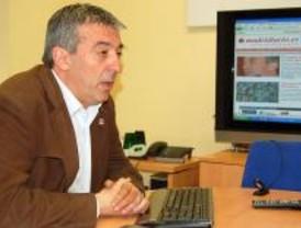 """Gregorio Gordo: """"Madrid se ha convertido en un parque temático de parados"""""""