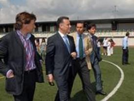 La Comunidad estrena en Guadarrama el mayor complejo deportivo de la sierra