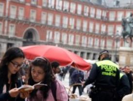 El 57% de los turistas que visitan Madrid son extranjeros