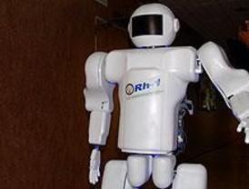 RH1, el robot humanoide español del siglo XXI