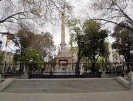 Monumentos y lápidas del 2 de Mayo