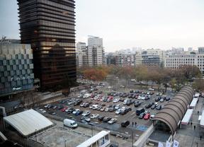 El Corte Inglés se adjudica el aparcamiento del Adif en Castellana