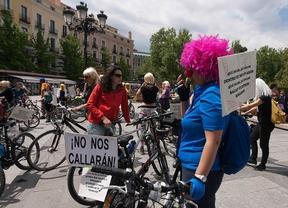 Ecologistas en Acción, bicicletada feminista.