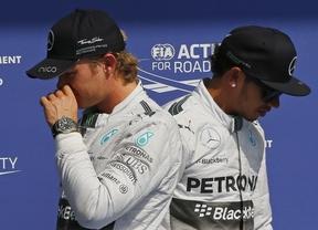 Rosberg no falla