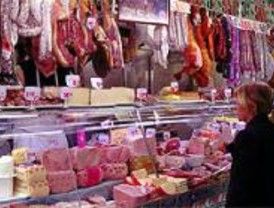 Los precios subieron un 2,7 por ciento en Madrid en 2006