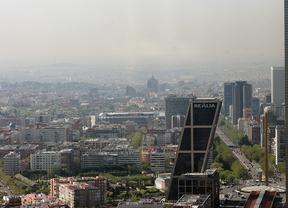 Alta contaminación de ozono en el Corredor del Henares y la Sierra Norte