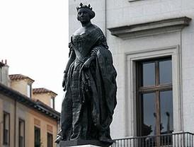 Isabel II recupera su espacio