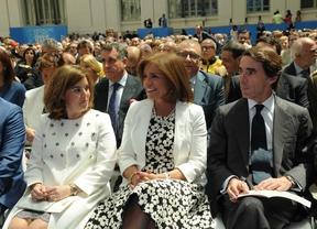 Ana Botella se despide entre la emotividad y los recados políticos