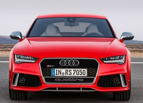 Audi RS 7 Sportback, diseño a alta velocidad