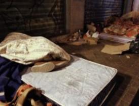 El dispositivo contra el frío, utilizado por 902 'sin techo'
