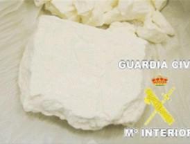 Desmantelado un laboratorio de cocaína en San Agustín de Guadalix