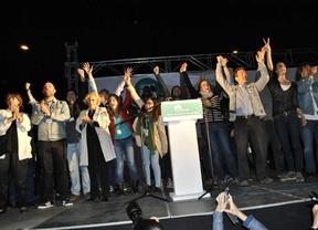 Ahora Madrid y PSOE podrían gobernar juntos la capital y PP y Ciudadanos, la Comunidad