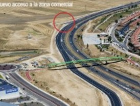Parla ampliará la zona comercial del PAU5, que contará con un acceso directo desde la A-42