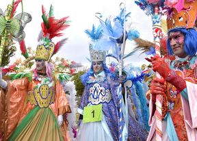 Imaginación y creatividad en el Carnaval de Valdemoro