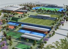 Un club deportivo para 'llenar' el parque urbano de Valdebebas