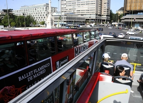 Una atalaya móvil para admirar Madrid