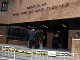Comienza la demolición de la Iglesia de las Fuentes