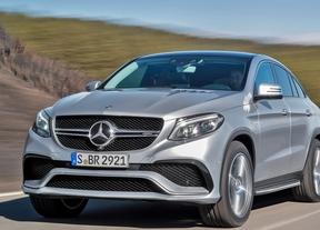 Mercedes Clase GLE Coupé, todocamino con carácter deportivo