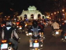 Madrid, sobre dos ruedas