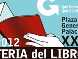 Lorenzo Silva, en la Feria del Libro de Getafe