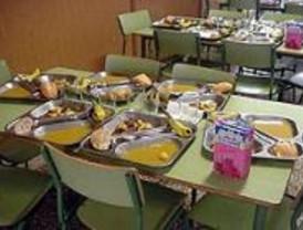 Getafe pide a la Comunidad servicio de comedor para los institutos