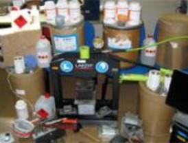 La Policía desarticula una red de narcotraficantes de cocaína