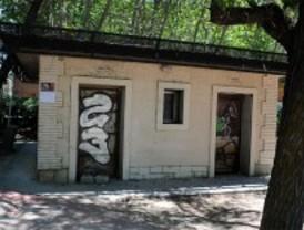 Abuelos en guerra por el 'meódromo' del parque Calero