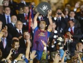 El Barça despide a Guardiola por la puerta grande