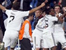 El Getafe no supo ganar el partido ante un enloquecido Madrid