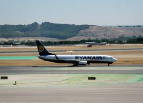 Ryanair abrirá seis nuevas rutas en Barajas