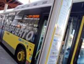 El bus exprés a Barajas aumenta su frecuencia