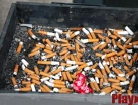 Prohibido fumar en locales públicos cerrados