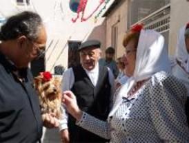 Madrid se prepara para la verbena de la Paloma