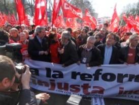 El 29 de marzo habrá huelga general contra la reforma laboral