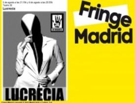 Fringe: 'Lucrecia' de Shakespeare se estrena en el Conde Duque