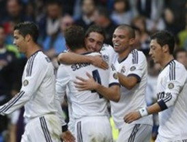 El Madrid se sobrepone al 'virus FIFA'