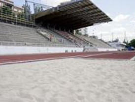 El Estadio Vallehermoso cierra con un Meeting de Atletismo