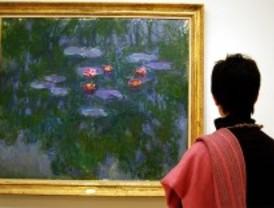 El idilio entre Monet y lo abstracto
